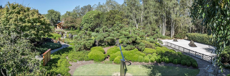 banner japanese gardens