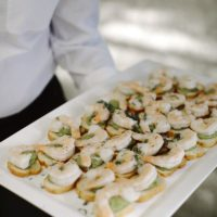 canapes for wedding catering