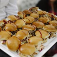 finger food wedding catering
