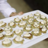 wedding catering finger food menu