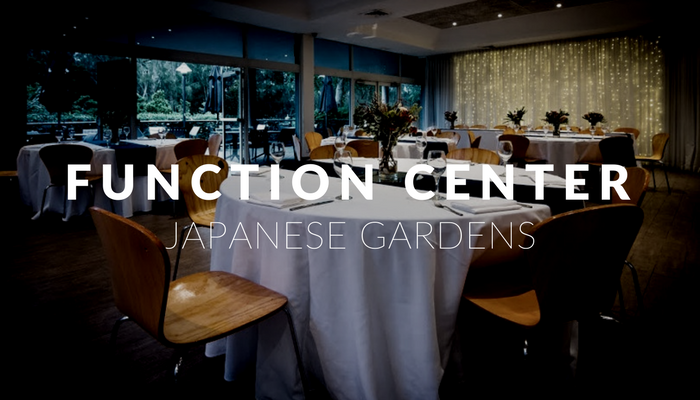 Japanese Gardens Function Centre