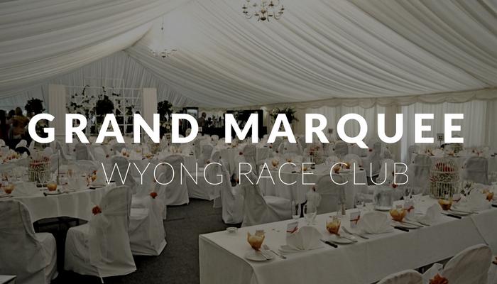 grand marquee wyong race club