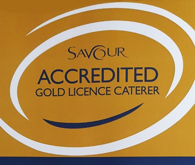 The Central Coast only Savour Acreddited Gold Licenced Caterer