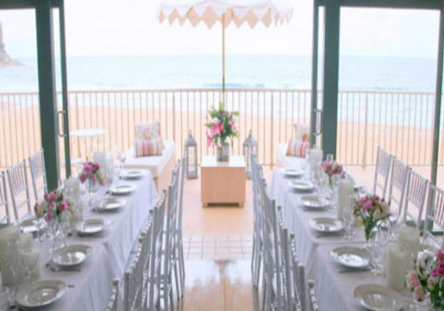 Bilgola SLSC Wedding Venue