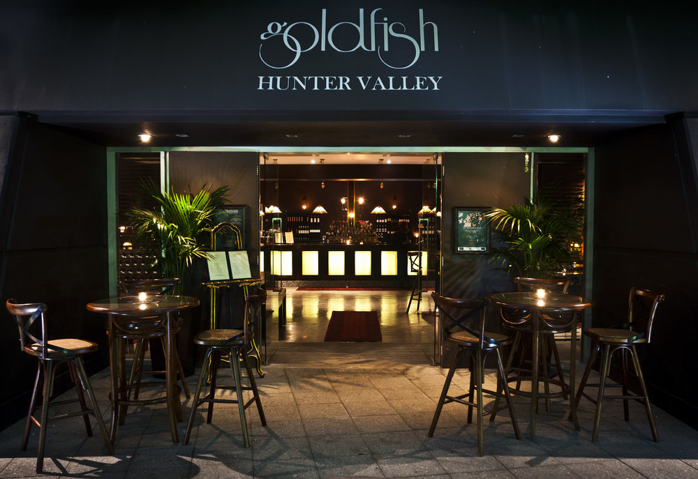Goldfish Restaurant - Hunter Valley