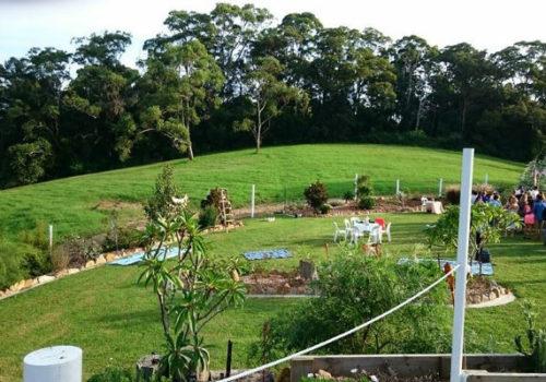 Bellbird Garden Terrigal