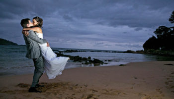 Avoca Beach SLSC Wedding Central Coast