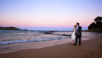 Avoca Beach Weddings Central Coast
