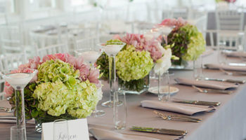 Deluxe Plated Wedding Setting