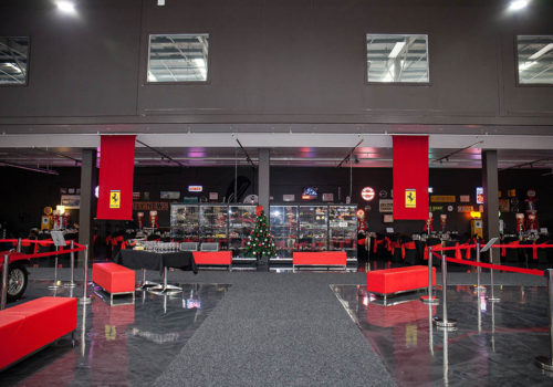 Ferrari Car Museum 2016
