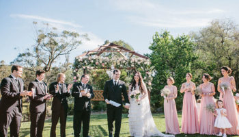 Somersby Gardens Ceremony
