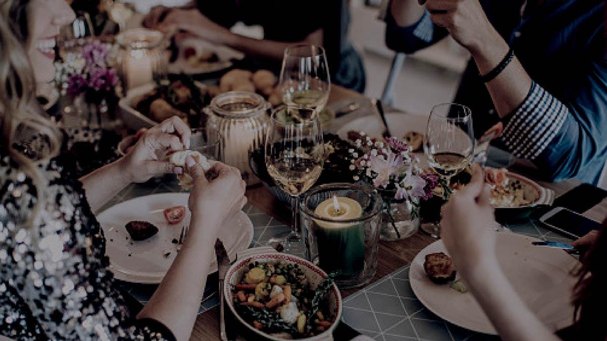 Table Sharing Menu
