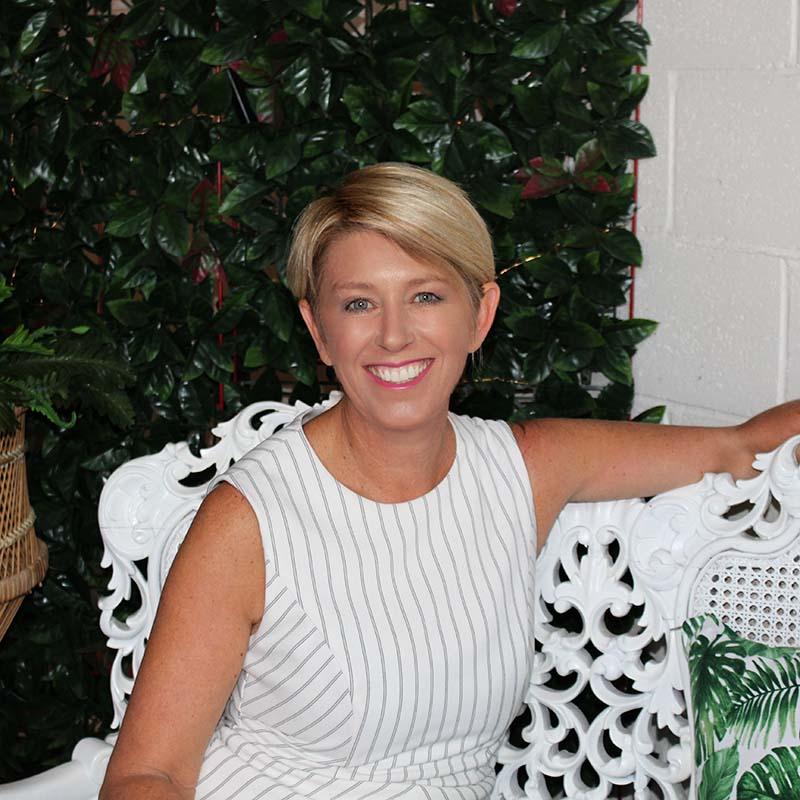 Julia Barnes - Events Manager