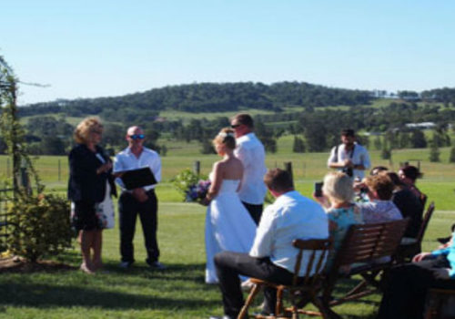 Weddings at Bluebush