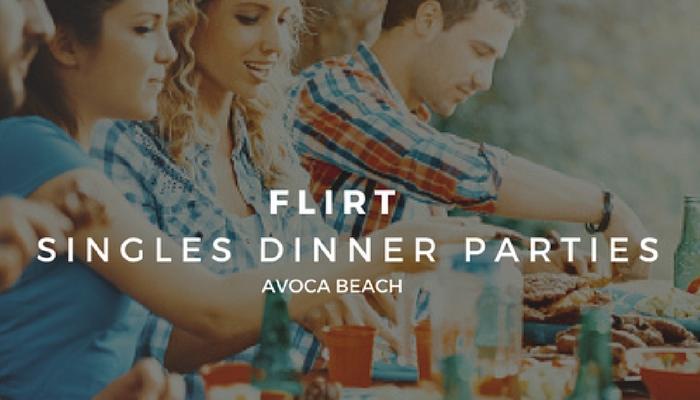 Flirt Singles Dinner