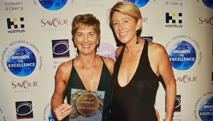 corporate caterer awards sydney