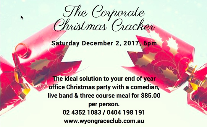 the corporate christmas cracker
