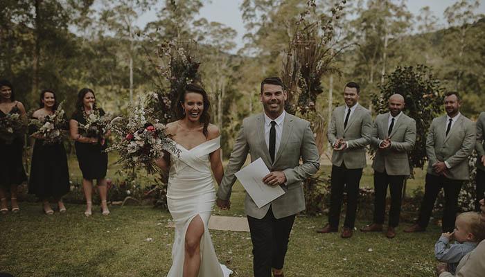 Greenfield Farm Estate Wedding