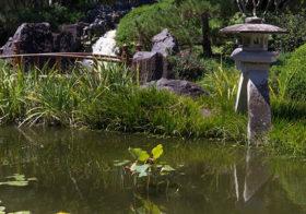 japanese gardens wedding venue