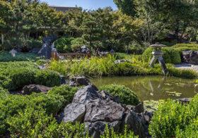japanese gardens wedding reception venue central coast