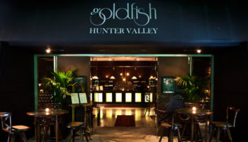 Goldfish Restaurant Hunter Valley