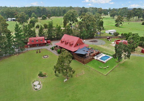 The Hunter Valley Lodge Wedding Venue
